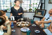 Hanoi cooking class at local house