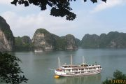 Halong Bay luxury cruise