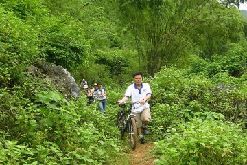 Mai Chau adventure tour