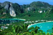 Koh Phi Phi beach holiday