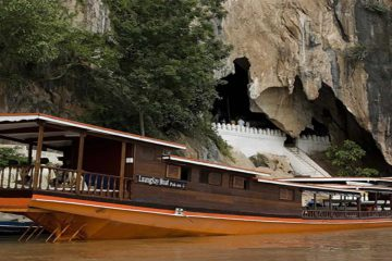 Luang Say cruise (upstream)
