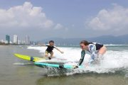 Surf in Danang